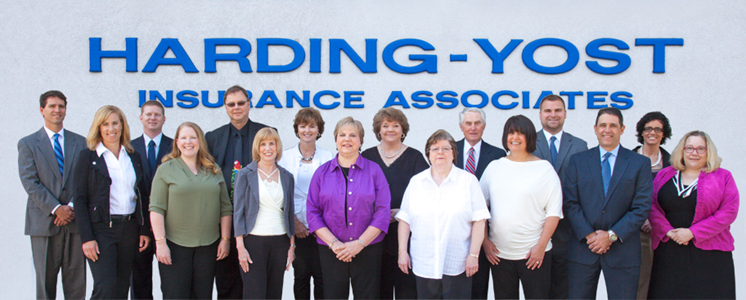 The Harding-Yost Insurance Team